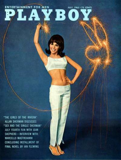 Playboy September 1962