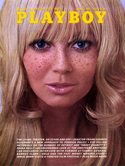 Playboy October 1969