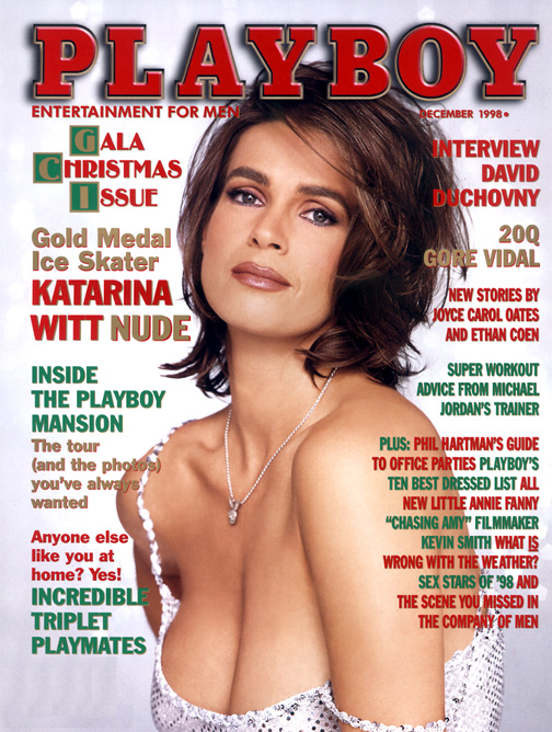 98 Best Images About Professional Makeup Simple: Playboy 1998 Back Issue
