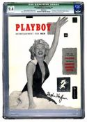Playboy Number 1-December 1953-Premiere Issue-V1 #1